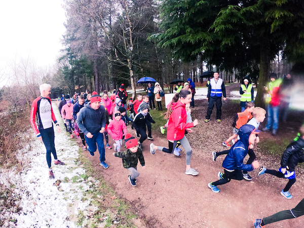 Birches Valley junior parkrun 1