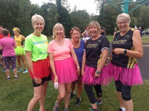 parkrun ladies