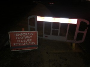 East Marsh Closure