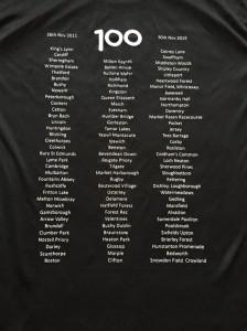 Colin 100 shirt