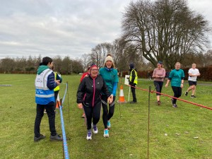 Mile Cross Couch to 5k finishers