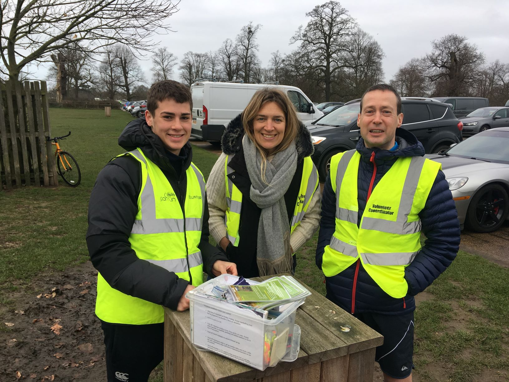 March | 2019 | Bushy parkrun