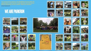 Conyngham Hall parkrun turns 1 - we are parkrun