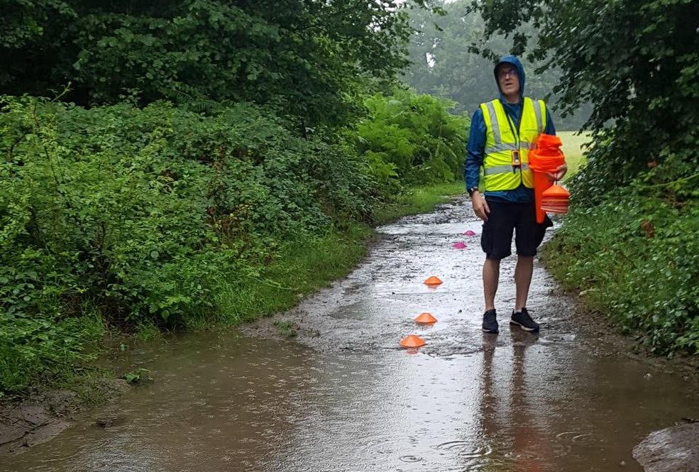 bethlem 27 July 2019 puddle