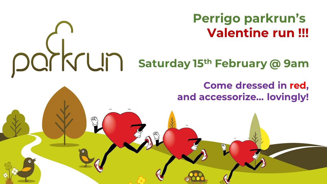 valentine run
