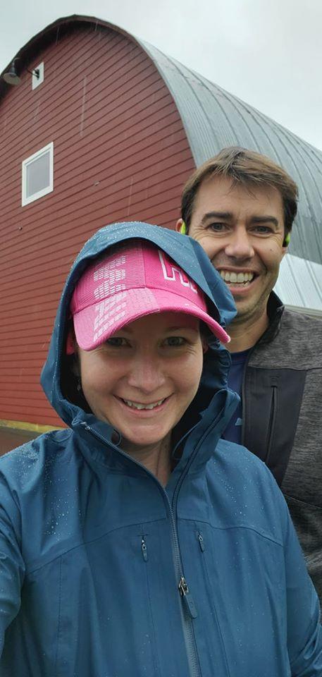 John & Zena twinning for 3rd fastest
