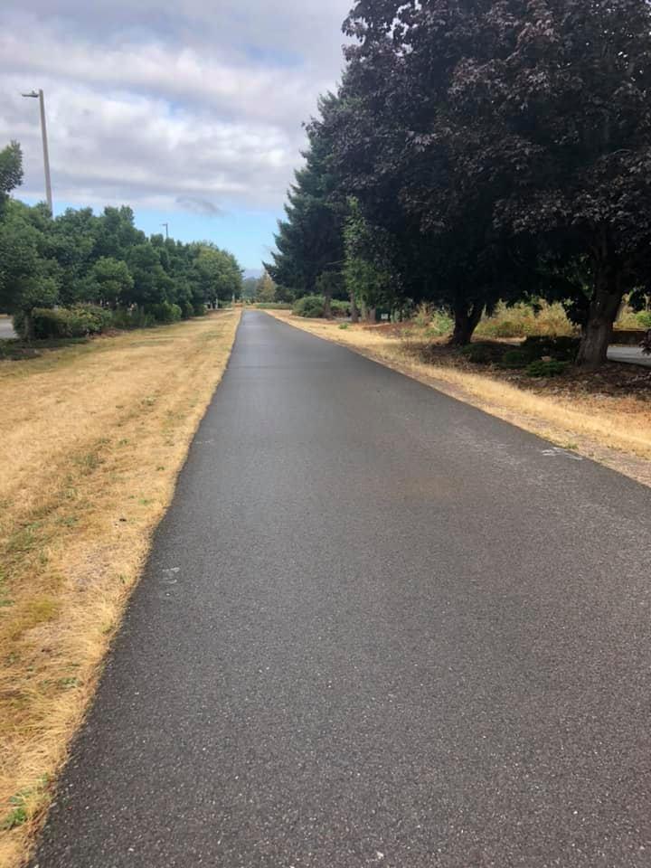 Melani connector trail