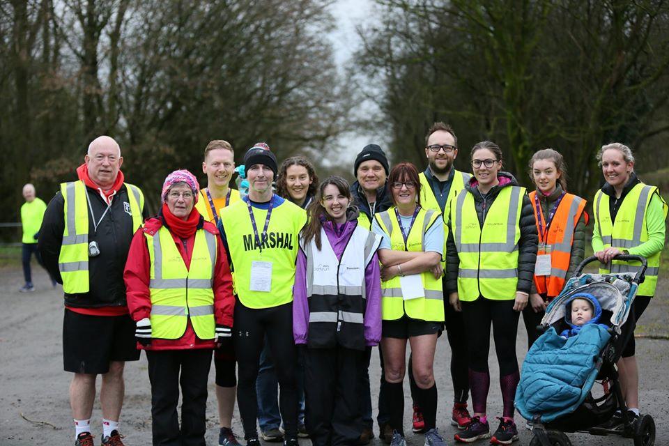 Volunteers 25th Jan 20