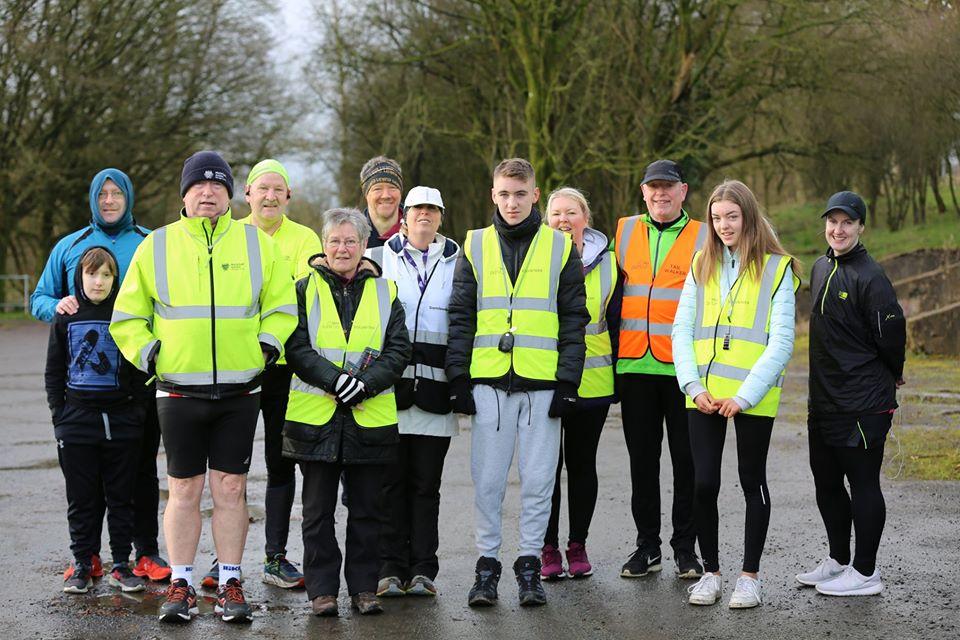 #29 Volunteers and earlybirds