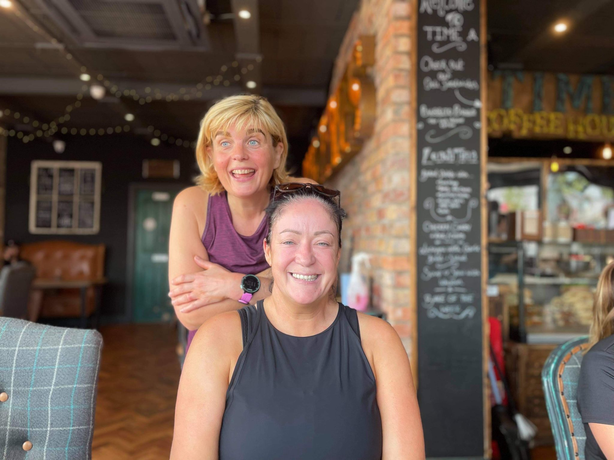 Susan 200 and Geraldine 100