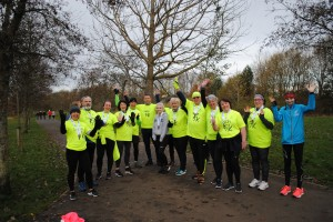 Jogscotland Airdrie Couch to 5k Graduates
