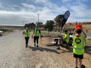 Volunteers at Byxbee #27