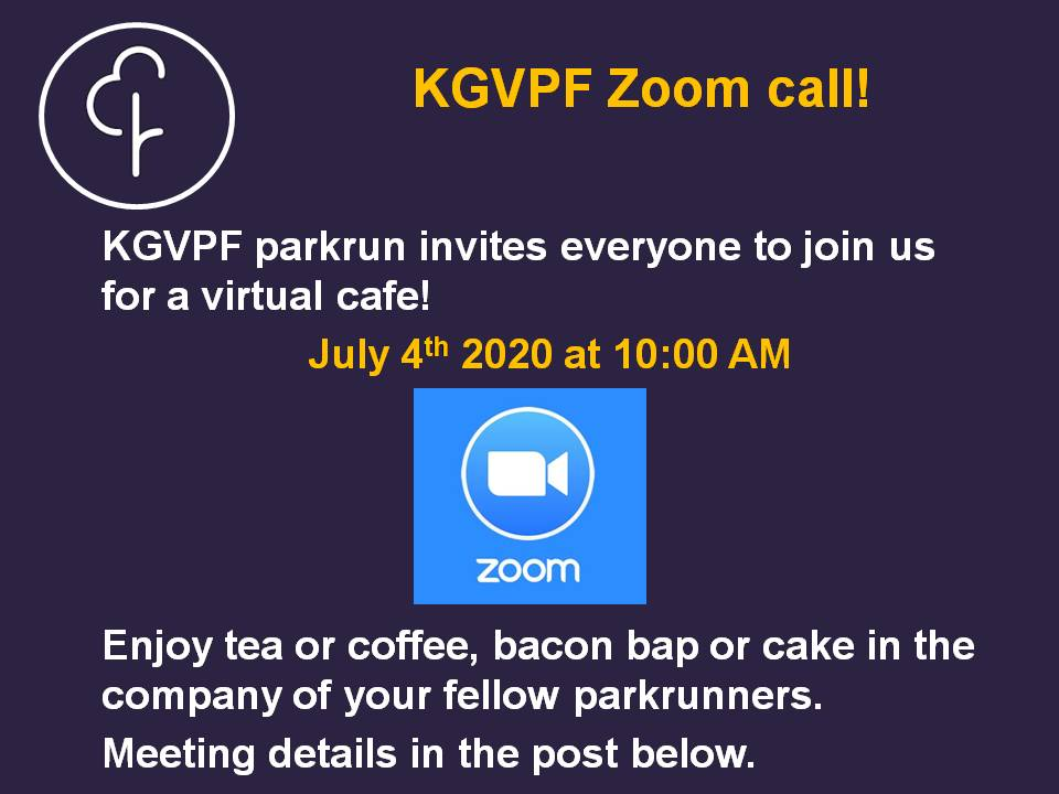 KGV Zoom call - July