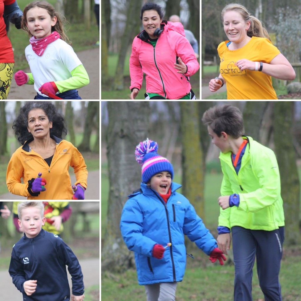 Irchester Country parkrun #16 – 08/02/2020  - pic 1