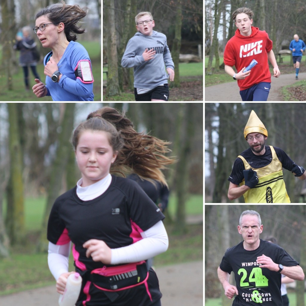 Irchester Country parkrun #16 – 08/02/2020  - pic 2
