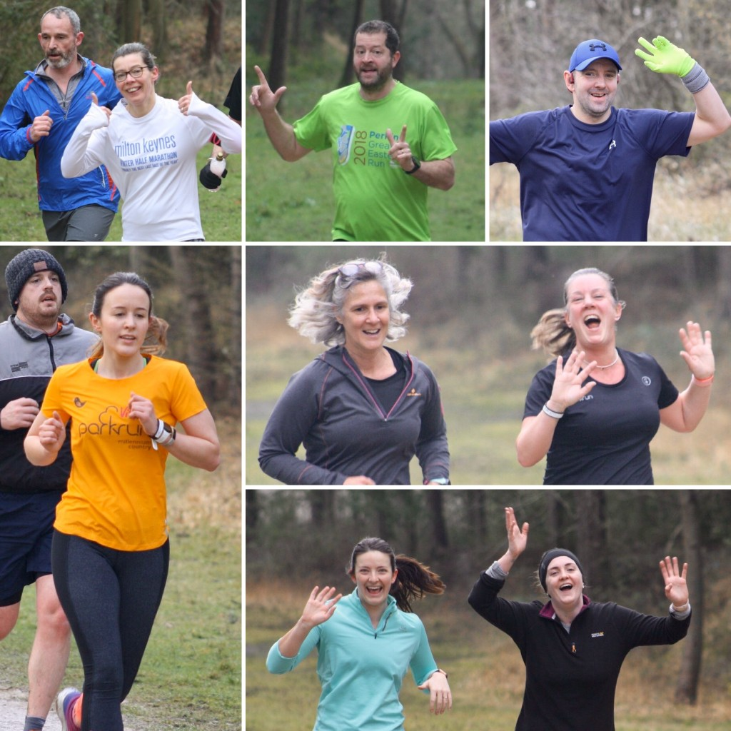 Irchester Country parkrun #19 - 14/03/2020 - pic 1