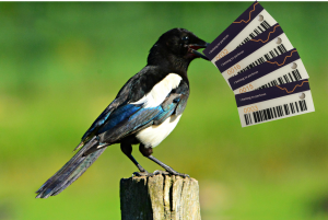 Magpie-tokens