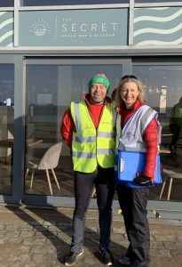 Co-Event Directors, Swansea Prom junior parkrun