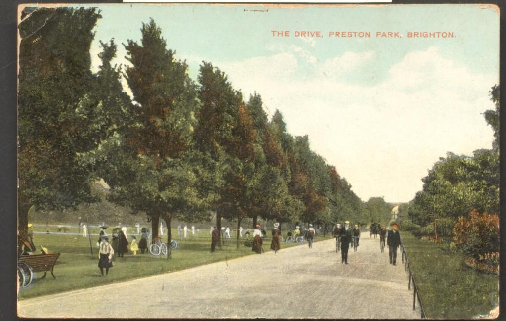 The Drive, Preston Park, Brighton