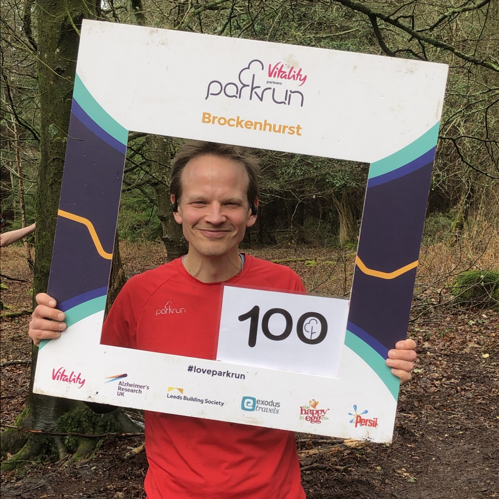 Matthew Fordham 100