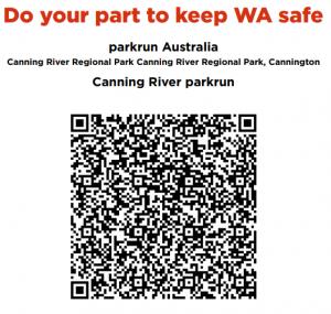 Safe WA app QR for CRp