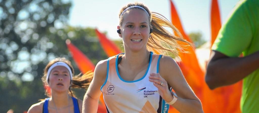 ARUK runner