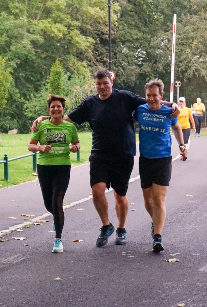 Has there ever been a more parkrun photo than this?