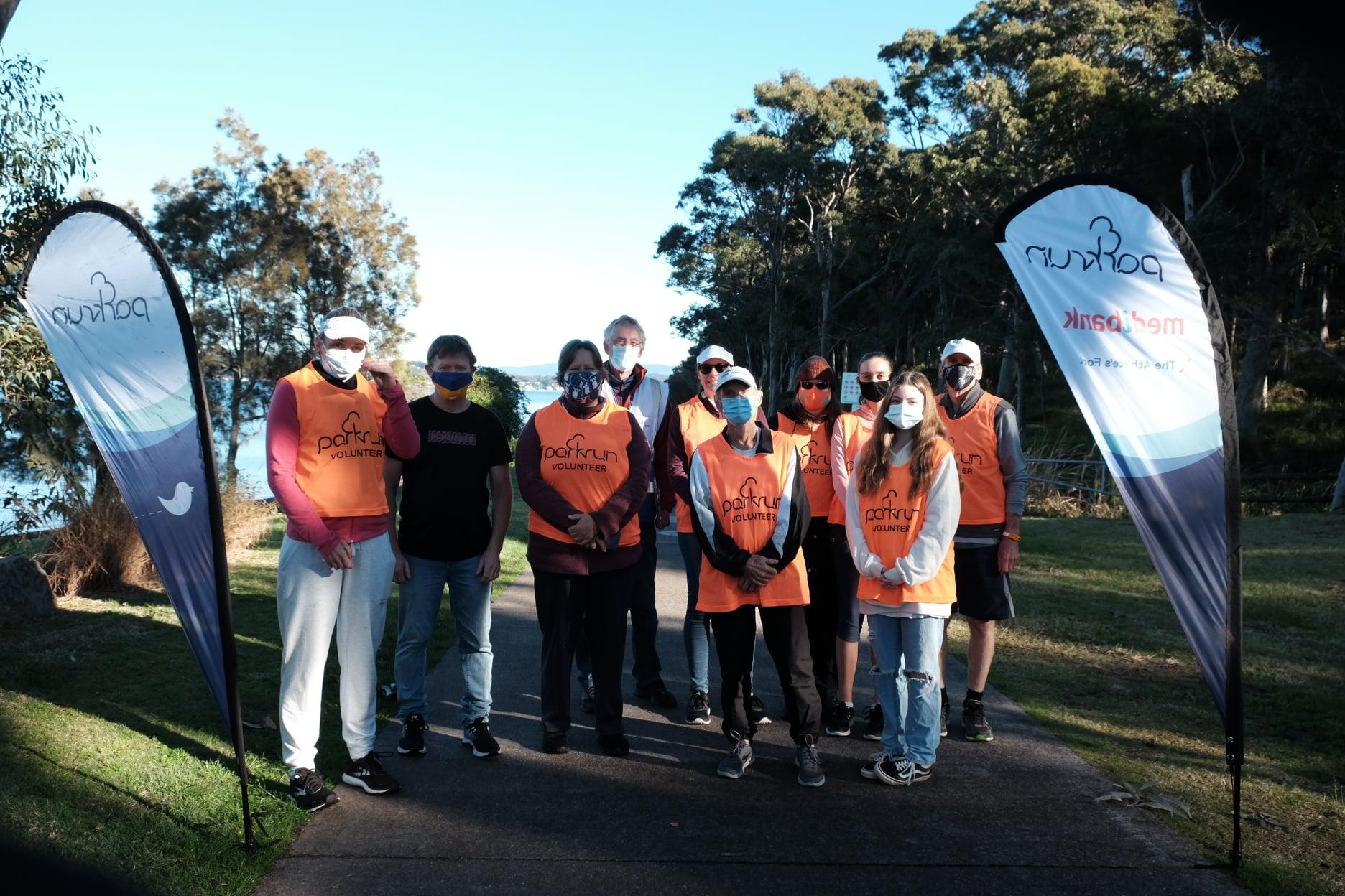 Safe Volunteers