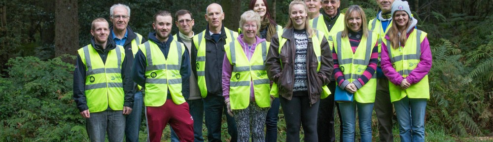 Black Park parkrun  -  3rd Oct - volunteers