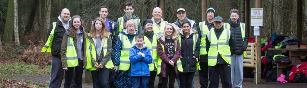 6th Feb volunteers