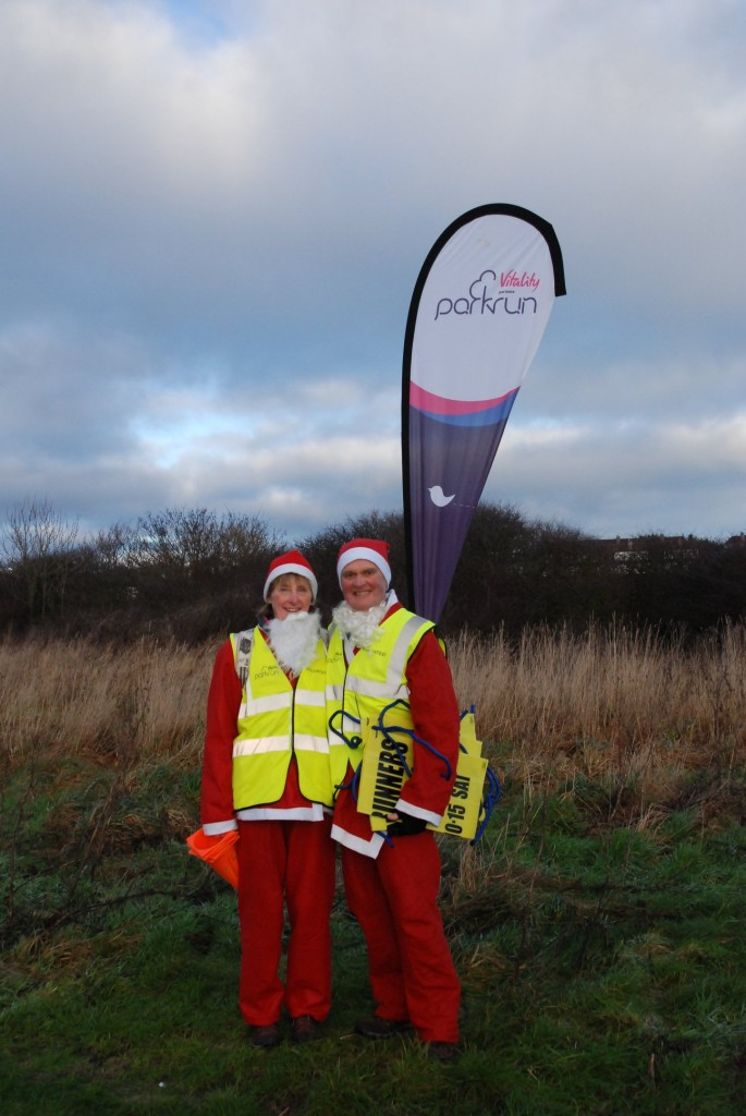 SANTA SUITS OUR MARSHALS