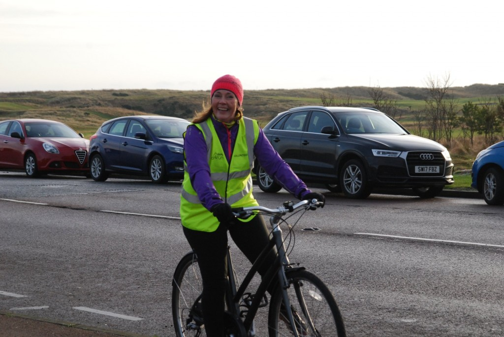 4. Lead Biker Chick Amy