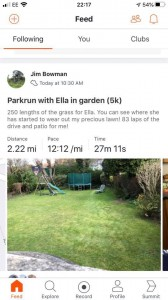 garden parkrun