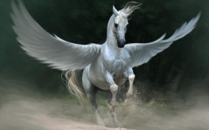 in-greek-mythology-who-was-the-mother-of-the-winged-horse-pegasus