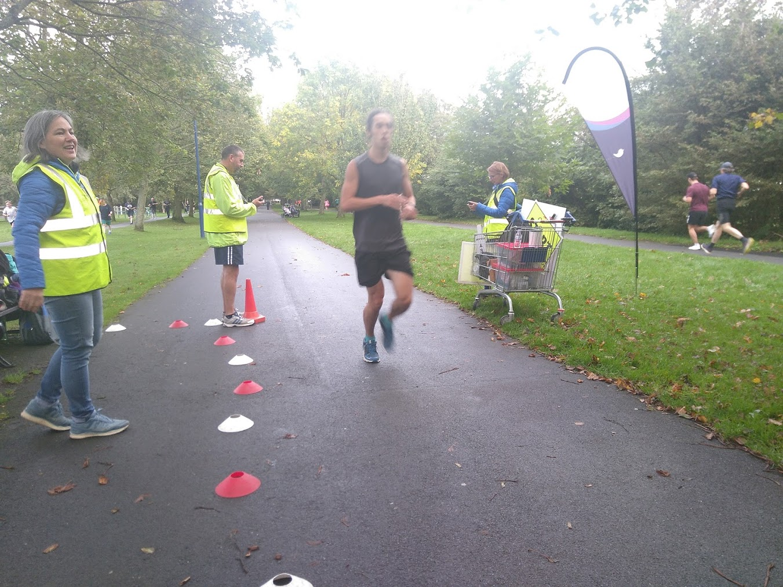 Isaac Ayres,  fastest man today