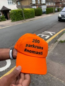 200 parkruns nomaste