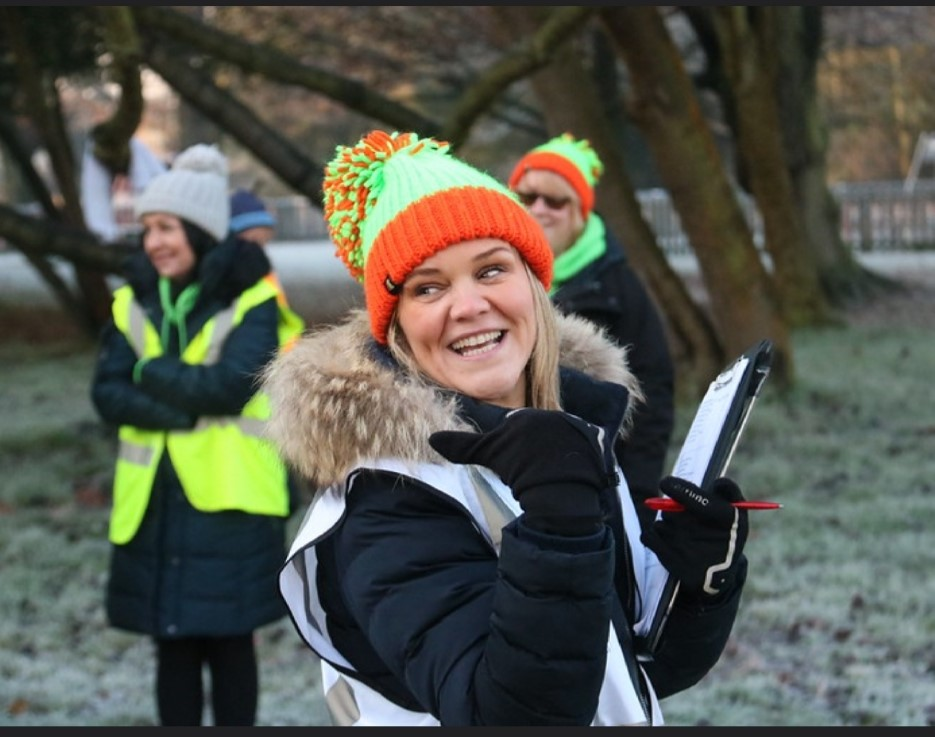 Hayley Smallman - Run Director