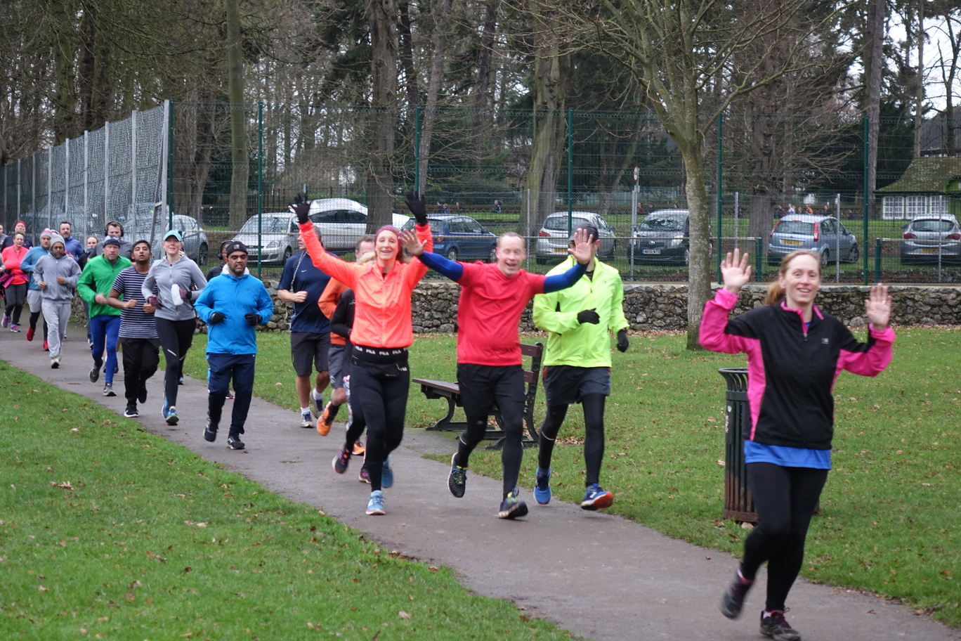 News Luton Wardown Parkrun
