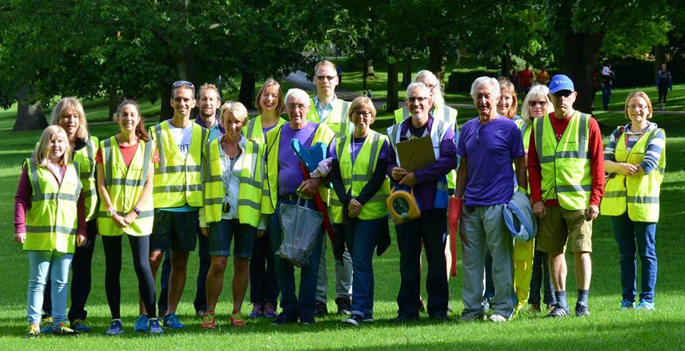 This week's volunteers