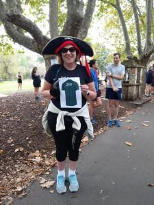 Cath achieves 250 parkruns milestone