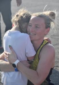 hug from mum