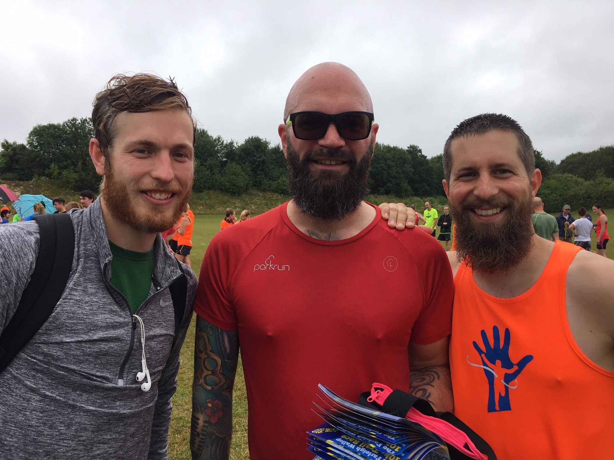 bearded-parkrunners
