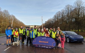 Stormont volunteers Jan 18