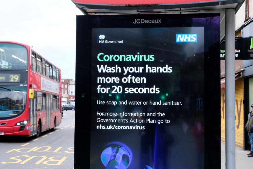Coronavirus Britain