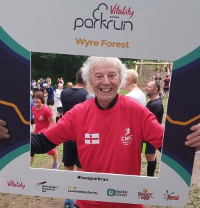 Lindsay Pulley's 250th parkrun