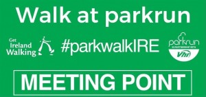 Meeting point Park Walk