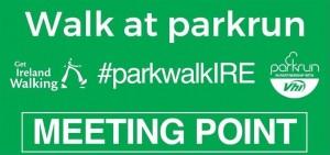 Meeting point Park Walk