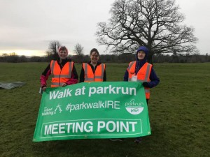 Our Park Walk guides for week 1