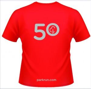 50th parkrun