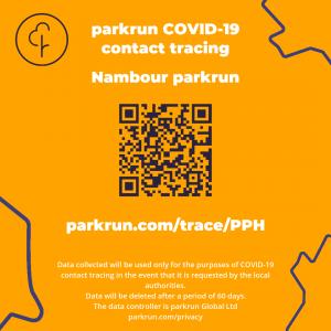 Tracing Image - Nambour parkrun